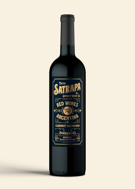 Vino Satrapa Cabernet Sauvignon