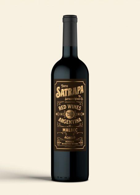 Vino Satrapa Malbec de Agrelo